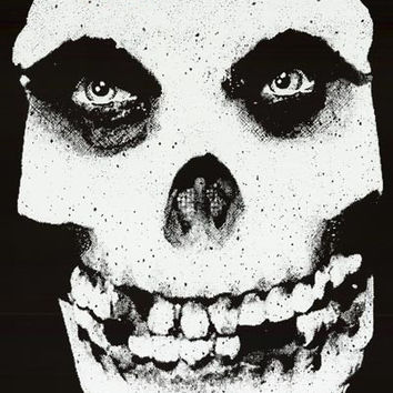 The Misfits Crimson Ghost Poster 24x36