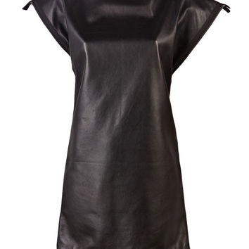 Maison Martin Margiela Vintage / Boxy Leather Tunic