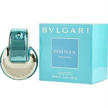 Bvlgari Omnia Paraiba By Bvlgari Edt Spray 2.2 Oz