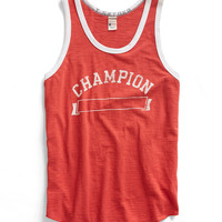 Faded Red Champion Tank Top
