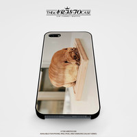Pug Loaf of Bread Cute Funny case for iPhone, iPod, Samsung Galaxy, HTC One, Nexus