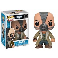 Dark Knight Rises Bane Pop! Heroes Vinyl Figure - Funko - Batman - Vinyl Figures at Entertainment Earth
