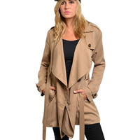 Salina Trench coat