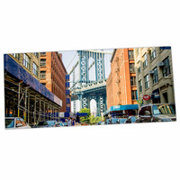 "Juan Paolo ""DUMBO"" Urban Photography Desk Mat"