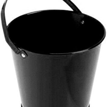 Metal Bucket Black Party Accessory by US Toy