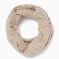 Waffle Brushed Infinity Scarf | Scarves | charming charlie