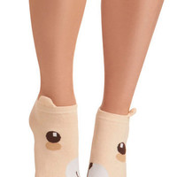 Kindred Soles Socks in Bear | Mod Retro Vintage Socks | ModCloth.com