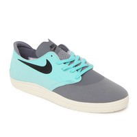 Nike SB Lunar One Shot Shoes - Mens Shoes - Gray