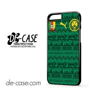Cameroon Soccer Jersey DEAL-2303 Apple Phonecase Cover For Iphone 6 / 6S