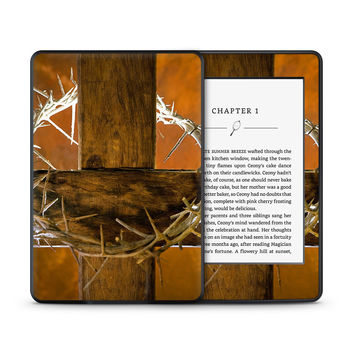 Crown of Thorns on Cross Skin for the Amazon Kindle Tablet