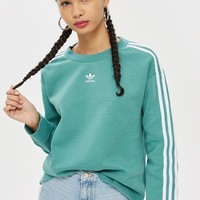Crew Neck Sweatshirt by adidas Originals | Topshop