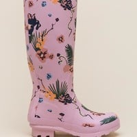 Tory Floral Rain Boot