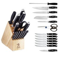 J.A. Henckels International Premio 14-Piece Cutlery Block Set