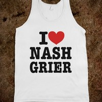 I HEART LOVE NASH GRIER TANK TOP (IDC810252)