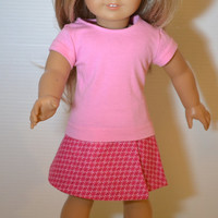 "American Girl Doll Clothes, 18"" Doll T-shirt"