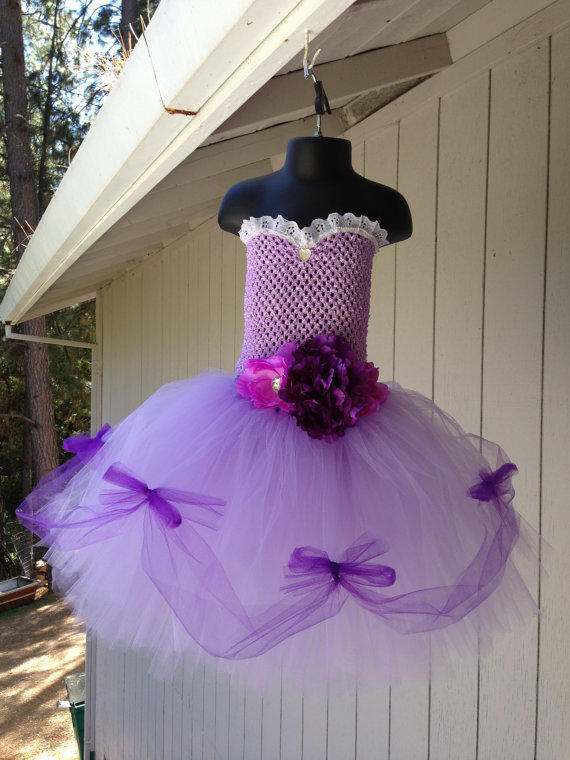 Sofia The First Inspired Sweetheart Tutu From