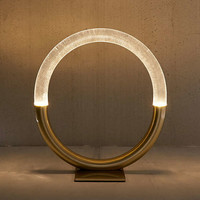 Helios LED Table Lamp | Urban Outfitters