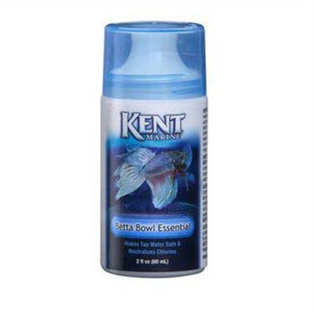 Kent Marine Betta Fish Bowl Essential 2 oz