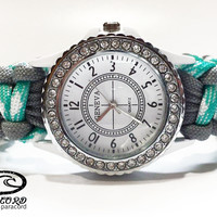 Womens Paracord Watch