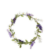 Heather Flower Garland