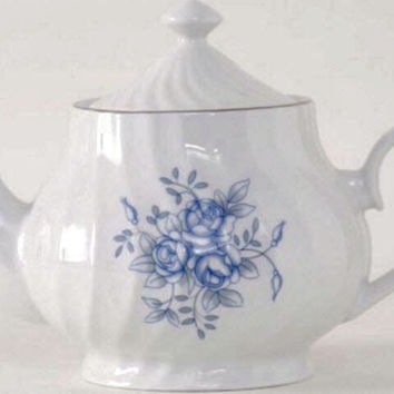 Royal Rose Porcelain Discount Teapot