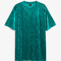 Monki | View all new | Velvet tee