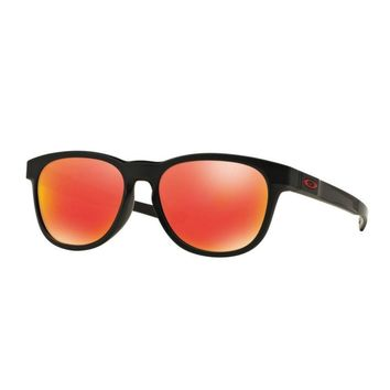 Oakley Gafas Stringer Mate Black/rubí Iridio