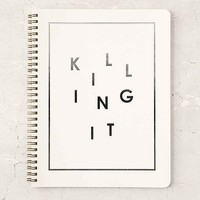 Killing It Notebook