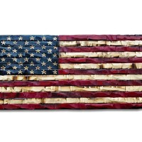 Patriot Edition American Flag 38x20