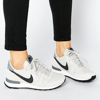 Nike | Nike Internationalist Off White Trainers at ASOS