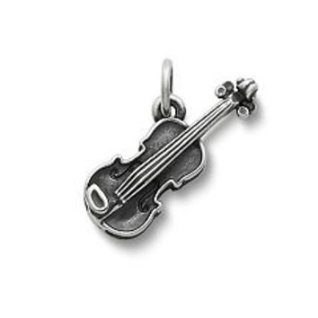 Violin Charm | James Avery