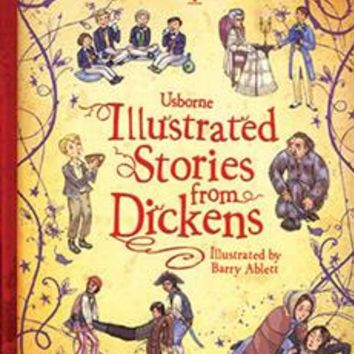 Usborne Books & More. Illustrated Stories from Dickens (IR)