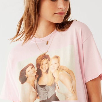 Friends Girls Tee | Urban Outfitters