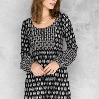 Rosalinda Printed Dress