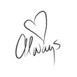 wall quotes wall decals - Love Always