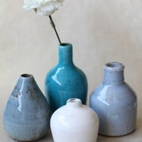 pebble sea vase set at ShopRuche.com