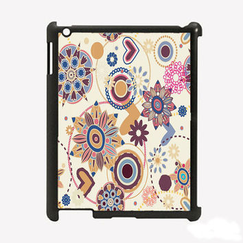 iPad 2 iPad 3 Modern Flower Design Hard Snap on by KustomCases