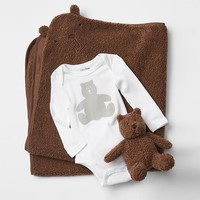 Favorite Brannan bear tummy time set | Gap