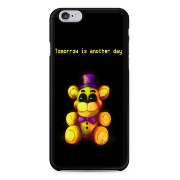 Five Nights At Freddy Fnaf 4 Tomorrow iPhone 6/6s Case