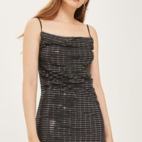 Sequin Slip Dress - New In