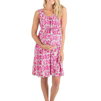 Brooke 3 in 1 Labor / Delivery / Nursing Gown
