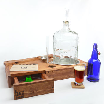 """Tall Boy"" 3 gallon beer making kit"