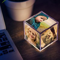 Cubee Illuminating Photo Cube