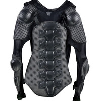 4 Sizes Racing Motorcycle Full Body Armor Chest Protective Jacket Gear C99D