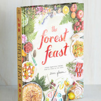 The Forest Feast | Mod Retro Vintage Books | ModCloth.com