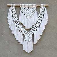 Macrame wall hanging Woven wall hanging