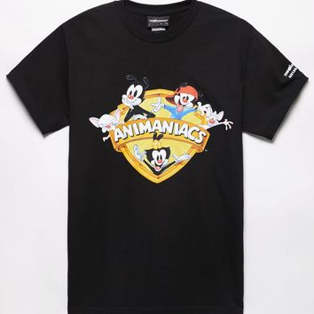 The Hundreds x Animaniacs Shield T-Shirt at PacSun.com