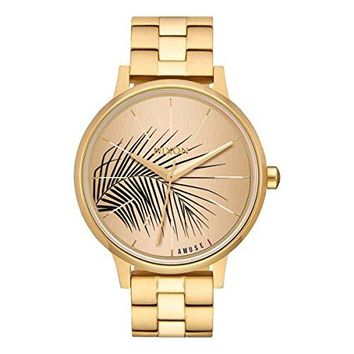 Wristwatch for women Nixon Kensington A099-2638 Design Highlight
