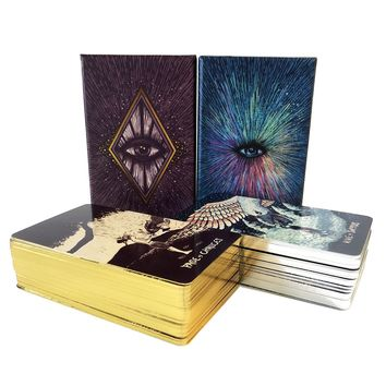Full Tarot Collection (Light Visions + Prisma Visions) – Prisma Visions
