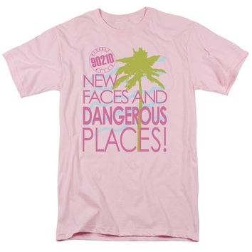 90210 - Tagline Short Sleeve Adult 18/1